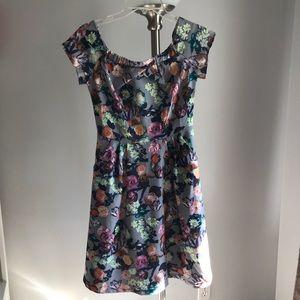 Ollie Marie Butterfly Dress